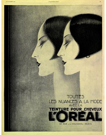 history of loreal Company history: l'oréal, one of the largest companies in france, is the world's largest manufacturer of high-quality cosmetics and perfumes, producing such well.